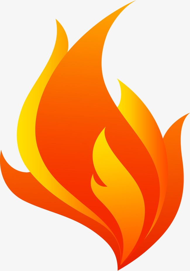 Red Flames Png
