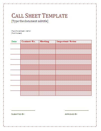 The 25+ best Agenda web ideas on Pinterest Pictos, Pictograma - call sheet template excel