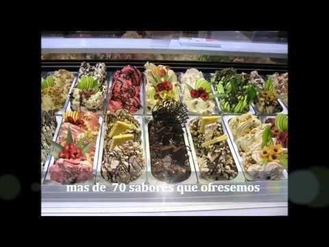 helados - GELATO DI CARLO - YouTube