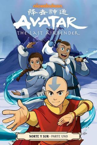 Avatar Norte Y Sur Parte 1 Personajes De Avatar Avatar Avatar La Leyenda De Aang