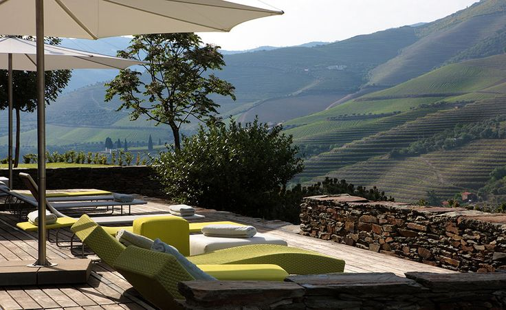 <p>Deepin northern Portugal'sDouro Valley on the banks of the Douro River,on 400 hectares of sprawling private vineyards is a place that only exists in one's dreams. Drenched in lush gr