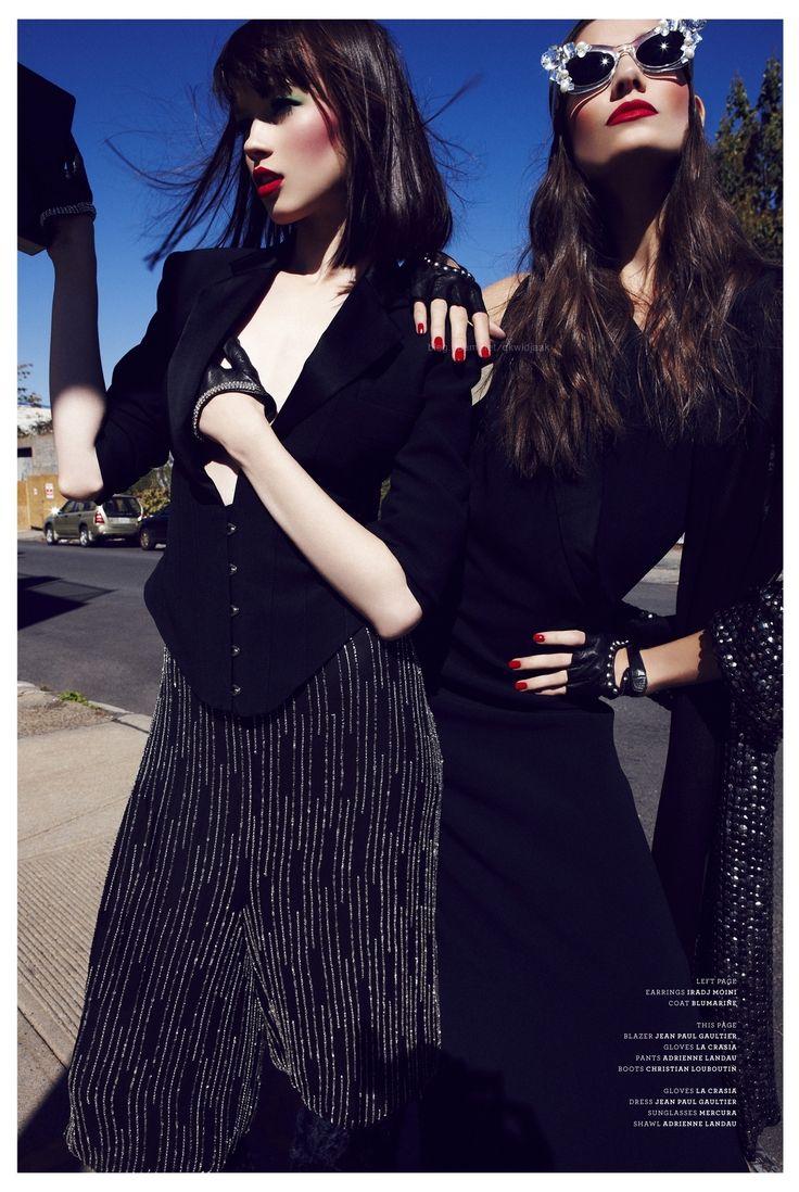 Stockholm Magazine Fall/Winter 2012 | Club Land
