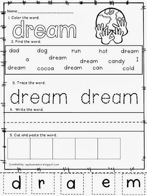 Freebielicious: Winter Words: Martin Luther King, Jr.  Grab this great cut and paste activity for your students with special learning needs, especially autism.  Go to:  http://www.applesandabcs.com/2014/01/winter-words-learn-to-read-and-write.html