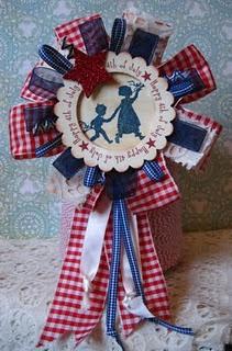 "old fashioned ""award"" decoration"