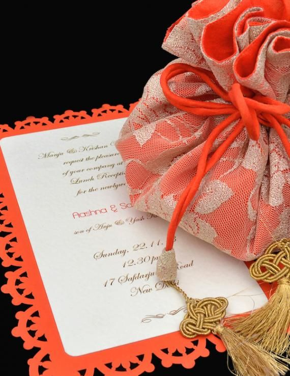 Wedding Invitation Design Inspiration