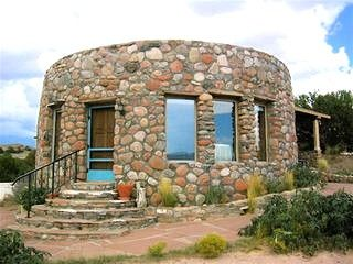 Abiquiu House, New Mexico