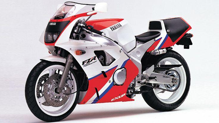 Yamaha FZR 400RR SP