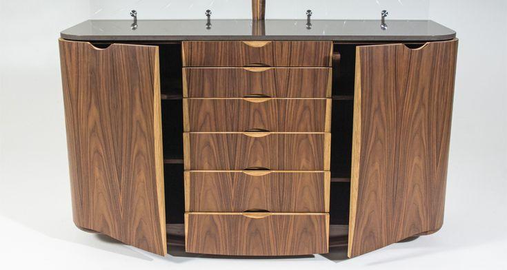Sideboard - 1313 - Edward Johnson Bespoke Furniture Edward Johnson Bespoke Furniture