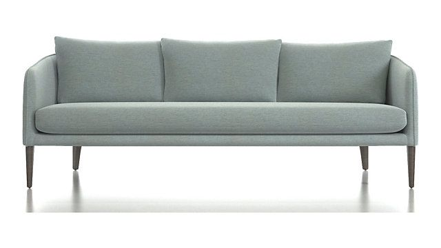 Rhys Bench Seat Sofa Reviews Crate And Barrel Leather Bench