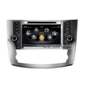 2012 Toyota Avalon OEM 3D sistema de navegação estéreo atualização com MP5 leitor de DVD Suporta GPS Backup Câmera Autoradio