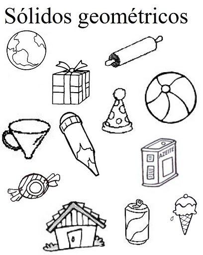 Ms de 25 ideas increbles sobre Figuras geometricas planas en