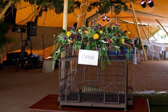 { Naomi Rose Floral Design } Boho wedding | Wedding | Tipi wedding | Wishing well floral decoration | Bright flowers |