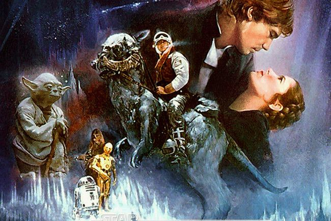 Star Wars Trivia Quiz - Masters Edition
