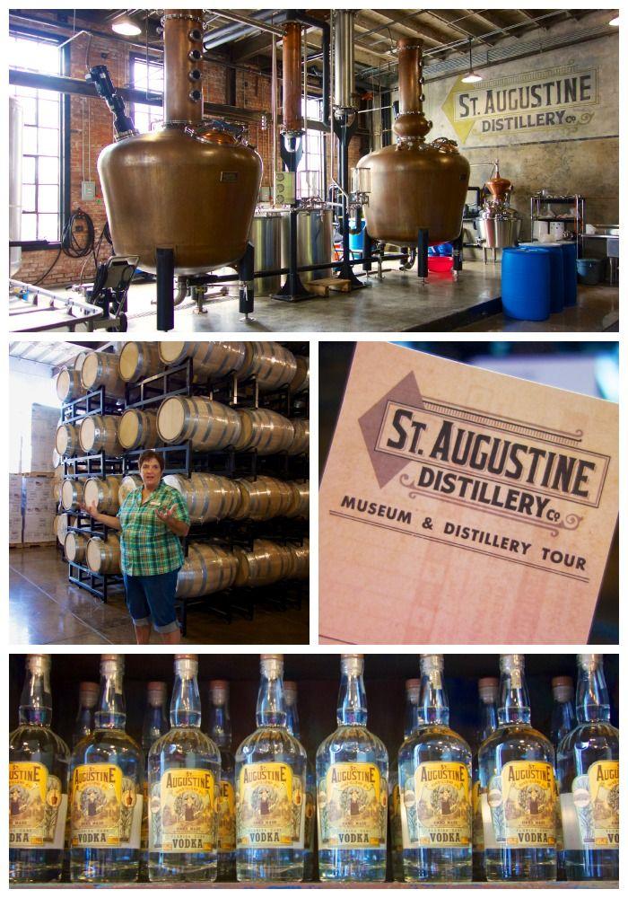 St. Augustine Distillery - St. Augustine, FL - Florida's first legal distillery!