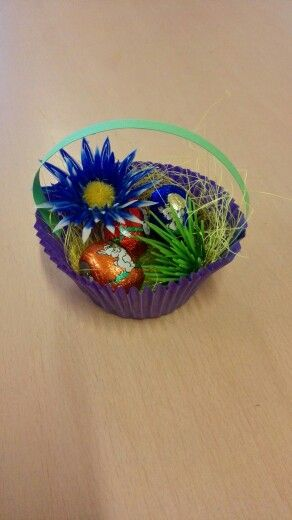 Leuke traktatie rond Pasen/Lente