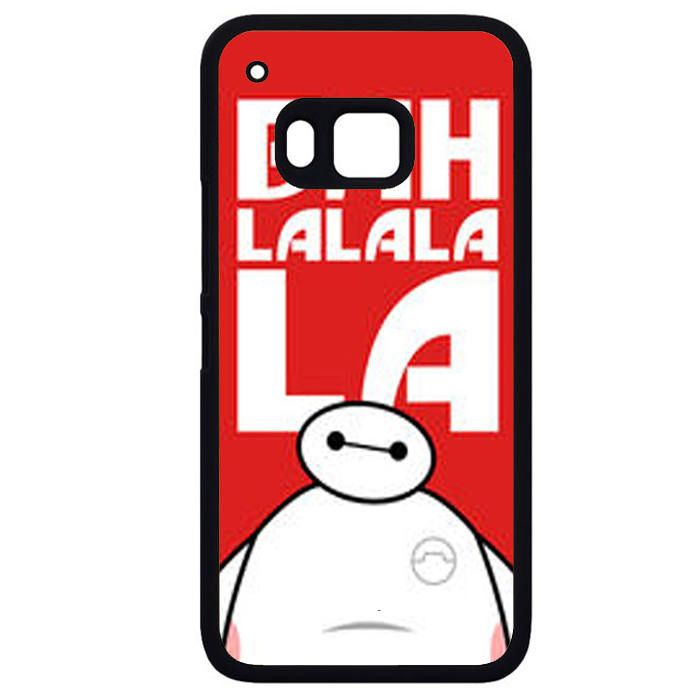 Big Hero 6 Six Baymax Ba la la la la HTC Phonecase For HTC One M7 HTC One M8 HTC One M9 HTC One X