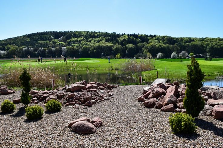 Golf Country um Miltenberg - Golfpark Rosenhof in Niedernberg  ... #golfcountry #miltenberg