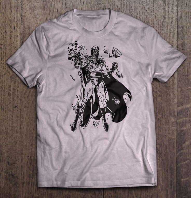 X-Men Magneto T Shirt