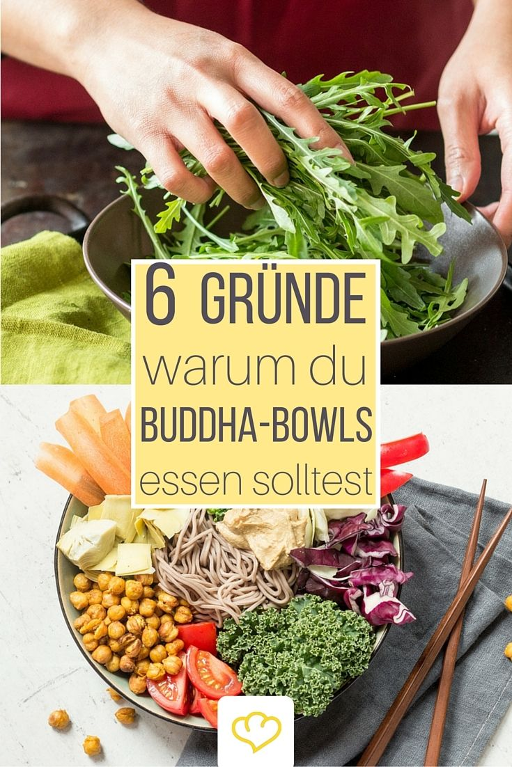 Buddha Bowls sind ein aktueller Trend, der in den USA für Furore sorgt. Dabei handelt es sich um eine kunterbunte Mischung aus gesunden Leckereien, die Lust auf ausgewogenen Genuss machen. Aber es spricht noch vieles mehr dafür, Buddha Bowls auszuprobieren.