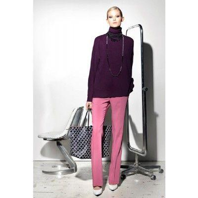 By Malene Birger - Belinda Trousers Pink - Kotyr.com