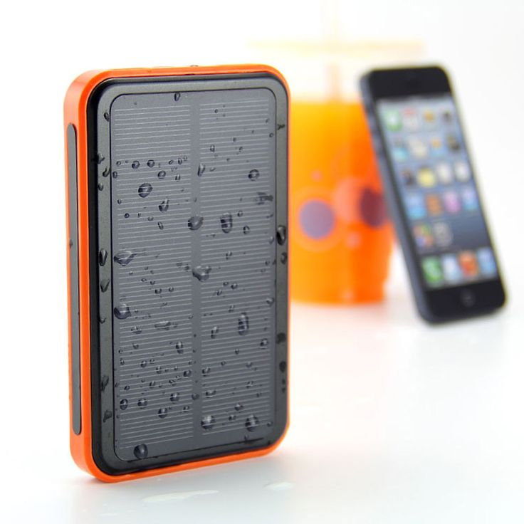 Quick Charge 10000mah Travel Waterproof solar power bank Dual usb bateria externa Portable Sun phone charger powerbank for phone | Shop Now! - WorldOfTablet.com