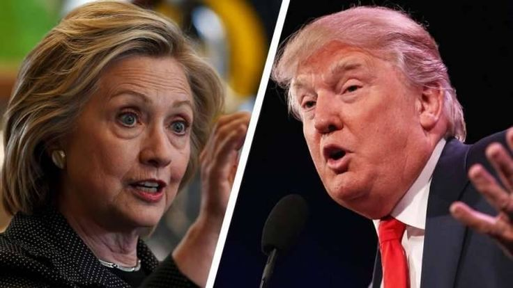 Trump vs. Trump vs. Clinton Trump vs. Trump vs. Clinton:- Donald Trump's best chance to be President has always been to make the campaign about something larger than himself—reviving the economy, replacing Antonin Scalia on the Supreme Court, defeating Islamic State, something to make the case for change to a country unhappy with the status …