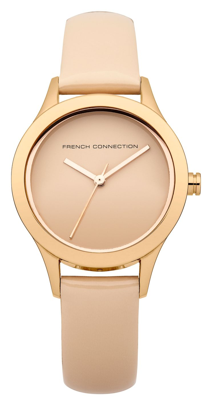 nice French Connection Ladies strap watch, Nude just added...