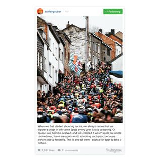 More Amazing Photography: @AshleyGruber on Instagram http://www.bicycling.com/culture/tour-de-france/13-social-media-accounts-you-should-be-following-this-tour-de-france/more-amazing-photography-ashleygruber-on-instagram
