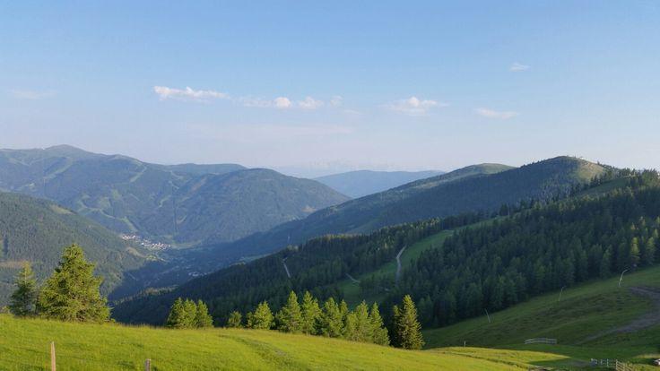 Region Bad Kleinkirchheim - Wanderparadies 😄  www.almrausch.co.at