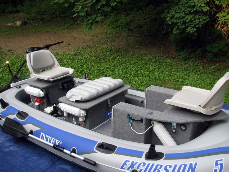 Intex Excursion 5 Inflatable MOD. - The Hull Truth - Boating and Fishing Forum