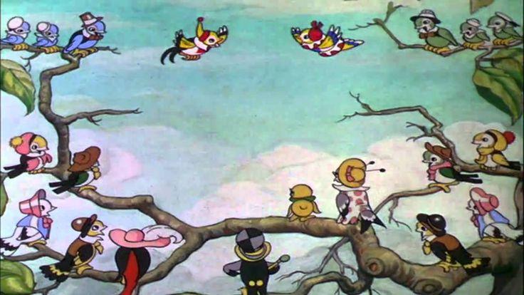 O Rato Voador [Sinfonias Ingênuas - 1934]