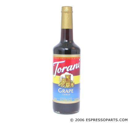 torani syrup images | Torani Grape Syrup Italian Syrup 750ml 25.4oz - Food and Drink ...