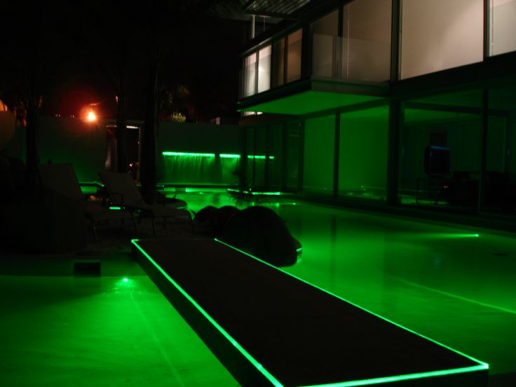a complex residential swimming pool built by Morgan Pools in Auckland NZ made extensive use of · Fiber Optic LightingPool ... & 39 best swimming pool lighting images on Pinterest | Swimming ... azcodes.com