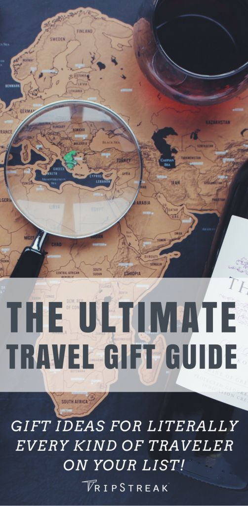 LOVE these gift ideas for travelers! It's got gifts for budget travel, luxury travel, digital nomads, and more. Click to seem them all!