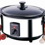 BARGAIN Morphy Richards 48710 Oval Slow Cooker 3.5 Litres was £24.99 NOW £14.99 delivered at Amazon - Gratisfaction UK