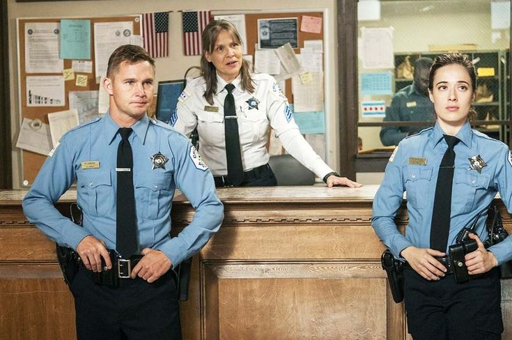 "Chicago PD TV Show | Chicago PD - Season 2 - ""Prison Ball"" - Brian Geraghty, Amy Morton and ..."