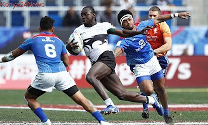 Kenya Sevens Look To Shine In Vancouver In 2020 Olympic Champion World Rugby All Blacks
