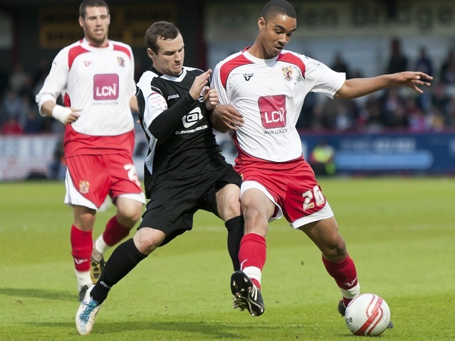Byron Harrison... what a signing!!!