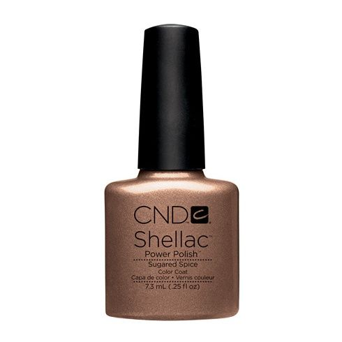 CND SHELLAC SHELLAC POWER NAIL POLISH - SUGARED SPICE