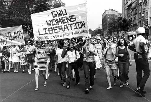 womens movement of 1960s essay American studies term papers (paper 2555) on women's liberation movement: the women's liberation movement since the beginning of time, women had been working to.