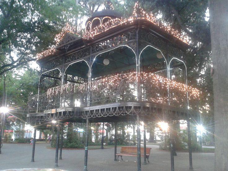 Plaza de Armas, Curicó.