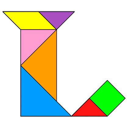 how to letter 164 best tangram images on preschool tangram 22317 | ac361471fad57ee6e4ff6a16b4a22317 letter l tangram