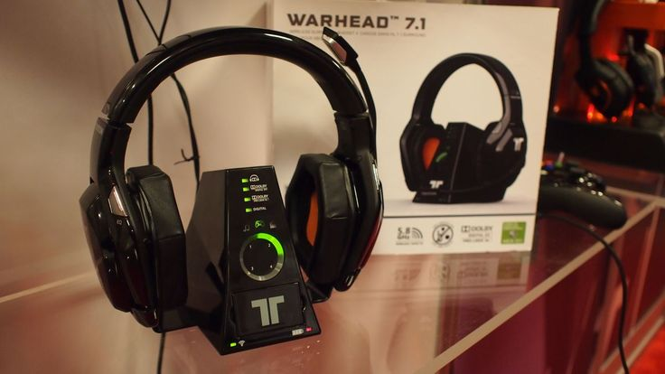 Tritton Warhead 7.1 Wireless Surround Headset for Xbox 360 review   Exclusively for the Xbox 360, lose the mic cables and Bluetooth dongles for a 5.8GHz wireless chat headset from Mad Catz and Tritton. It's premium level stereo power at a premium level price point. Reviews   TechRadar