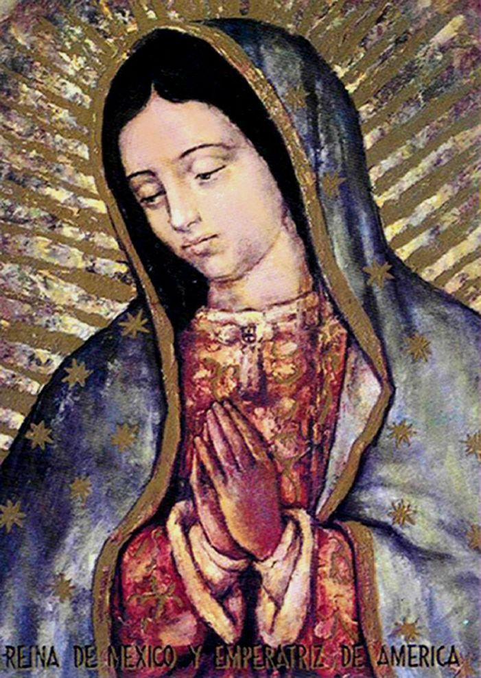 Virgen de Guadalupe.Mexico