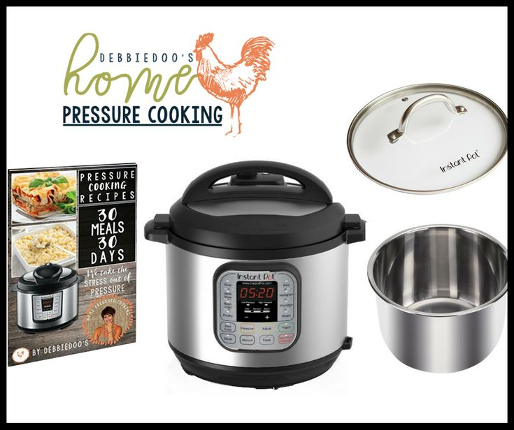 Win Free: Ultimate Pressure Cooking Starter Kit [$165 Value]
