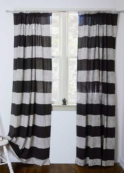 17 Best ideas about Horizontal Striped Curtains 2017 on ...