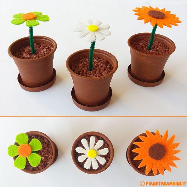 17 migliori idee su fiori di plastica su pinterest fiori for Fiori semplici