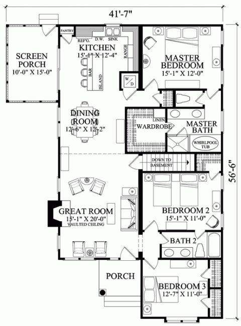 2064 best pocket neighborhood images on pinterest pocket for Windsong project floor plan