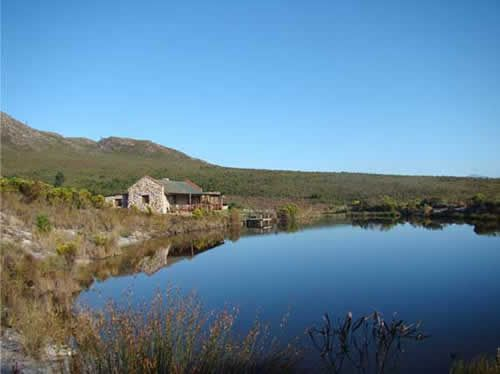 Blackeaglelodges.co.za   Black Eagle Lodge and Villa offer a tranquil farm-style self catering retreat not far from Cape Town.