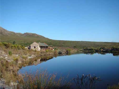 Black Eagle Lodge - near Caledon SA - Trout